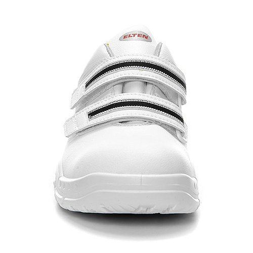 """Elten 720171-43 - Formato 43 """"basso cinturino bianco"""" calzatura di sicurezza esd s3 - multicolore"""