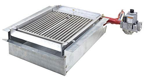 (Rheem AE29092C-10 Water Heater Burner Tray/Manifold - Liquid Propane)