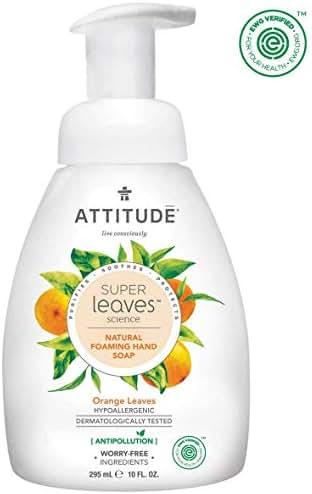 Hand Soap: Attitude Super Leaves Foaming