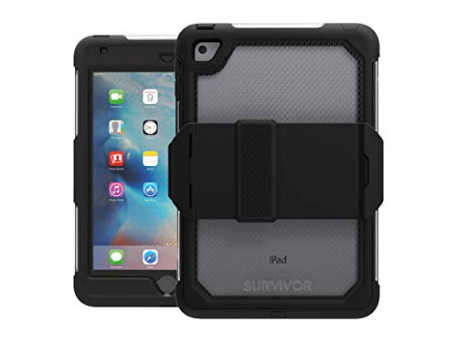 Griffin, iPad Mini 4 Rugged Case, Survivor Extreme with Stand, 10ft...