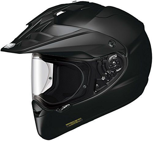 Shoei 2017 Hornet X2 Dual-Sport Helmet - Black - Medium