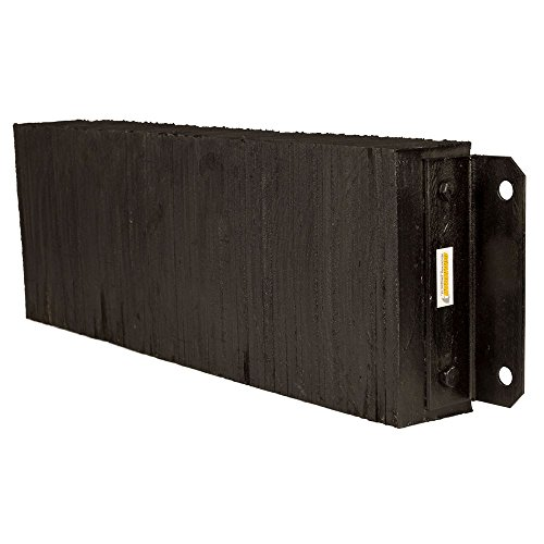 Guardian 4-1/2 Deep Horizontal Laminated Dock Bumper - 12'' H x 36'' W by Guardian Industrial Products