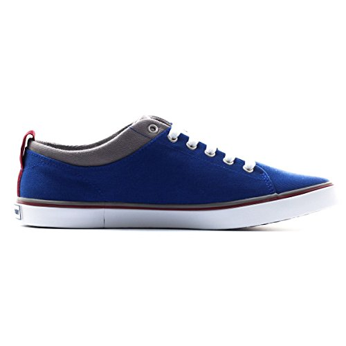 Fred Perry Adulto Hallam Twill Royal White 13 Unisex