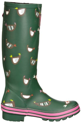de Print Green Evercreatures Chicken Chicken Short verde agua verde Botas color HP76Pqt