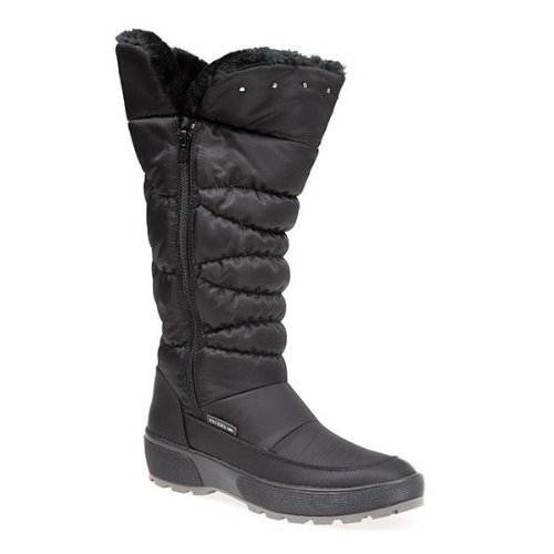 pavers winter snow boots