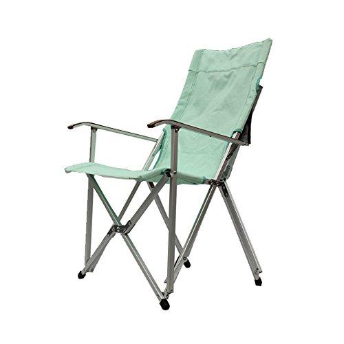 (キャンパルジャパン) CAMPAL JAPAN チェア 椅子 ハイバックチェア コットン 1908 05ライトグリーン campal-040-5LightGreen B01JIGUF4C