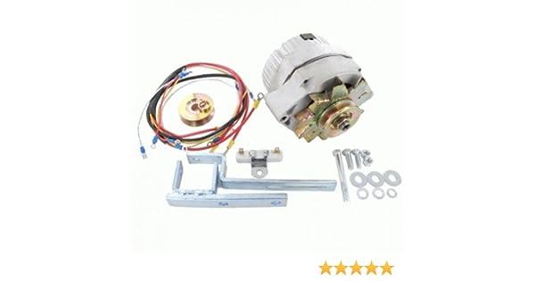 Ford One Wire Alternator Wiring