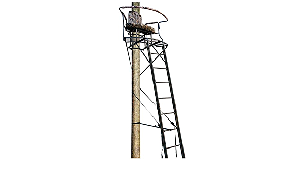 Big Dog 17.5 Stadium Series XL 2 Man Ladder Tree Stand SAMRWX2-203286
