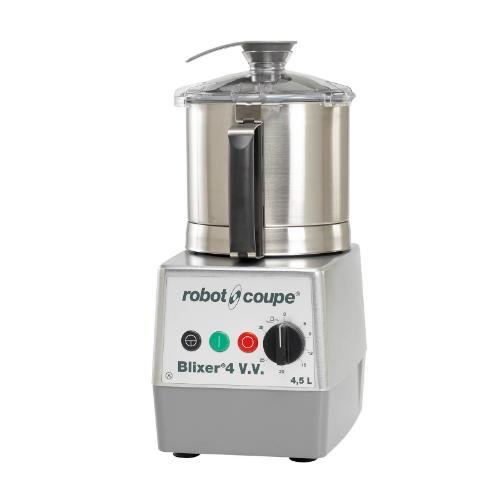 Robot Coupe - BLIXER4V - Variable Speed Blixer with 4 Qt (Blixer Bowl)