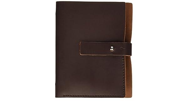 Amazon.com : Macro Paper S5 Leather Organiser - Small - Dark ...