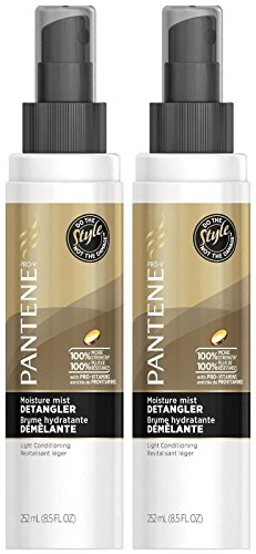 Light Detangler (Pantene Pro-V Moisture Mist Detangler Light Conditioning - 8.5 oz - 2)