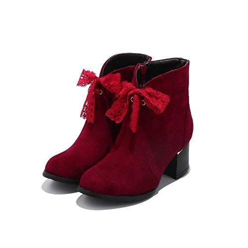 Red Rosso 35 BalaMasaAbl09991 ABL09991 EU Zeppa BalaMasa Donna con Sandali wFWHaqY