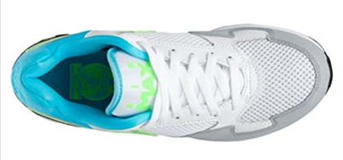 Nike Kvinnor Luft Max St Gymnastikskor (6 B (m) Oss, Vit / Flsh Kalk-clrwtr-wolf Grå)