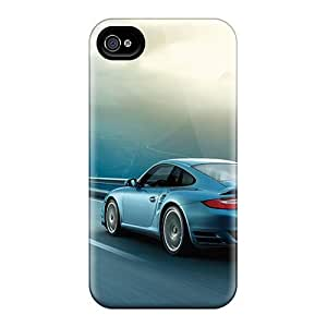 High Quality Luoxunmobile333 2011 Porsche 911 Turbo S 2 Skin Cases Covers Specially Designed For Case Iphone 6 4.7inch Cover