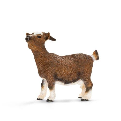 Schleich Dwarf Goat Toy Figure 13715