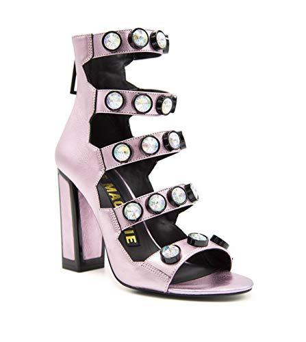 f/ür Diabetiker /& Rheumatiker Weite L Natural Feet Tessamino Damen Orthop/ädie Halbschuh aus Leder