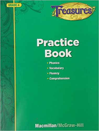 answer key teacher s guide for mcmillian treasures practice book o for grade 4