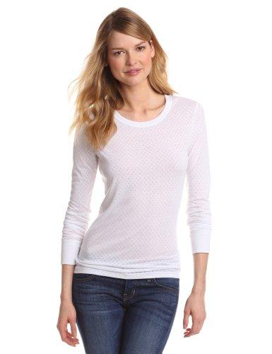 Carhartt Womens Long Sleeve Burnout T Shirt