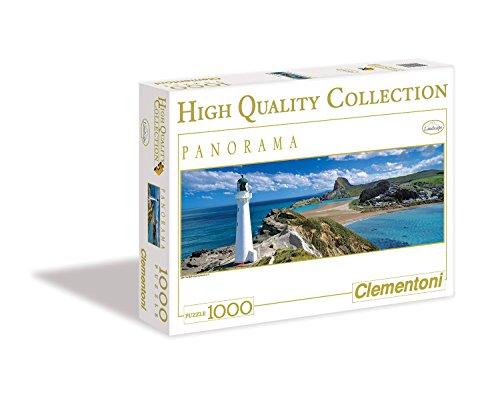 New Zealand 1000 Piece Panoramic Jigsaw Puzzle