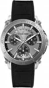 Pierre Petit Men's Casual Watch Leather Strap - P-792A