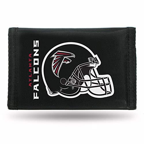 NFL Atlanta Falcons Nylon Trifold Wallet
