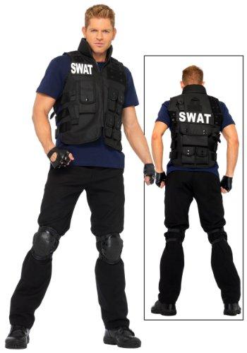 Leg Avenue Mens SWAT Team Costume X-Large -