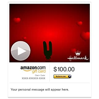 Amazon Gift Card - Email - Wiggly Valentine (Animated) [Hallmark] (B00H5BNQE4) | Amazon price tracker / tracking, Amazon price history charts, Amazon price watches, Amazon price drop alerts