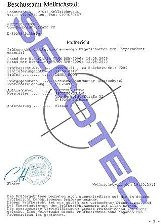 Rucksackrücken und//oder Aktenkoffer 250x350 8 a7 SECOTEC-ballistische-Einlage f