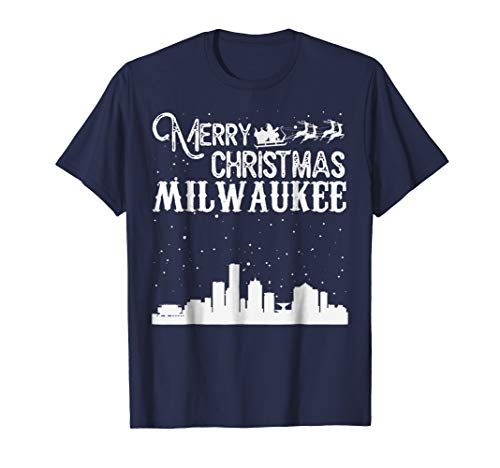 Merry Christmas Y'all Milwaukee City
