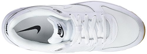 Nike Nightgazer Brown gum Multicolore Homme Chaussures 001 Gymnastique white De Light white black HHdrq