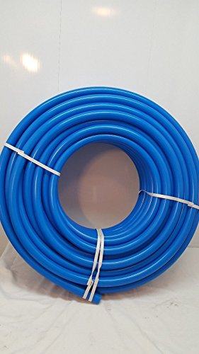 250' of 1'' Non Oxygen Barrier Blue PEX tubing for heating and plumbing by Badgerpipe