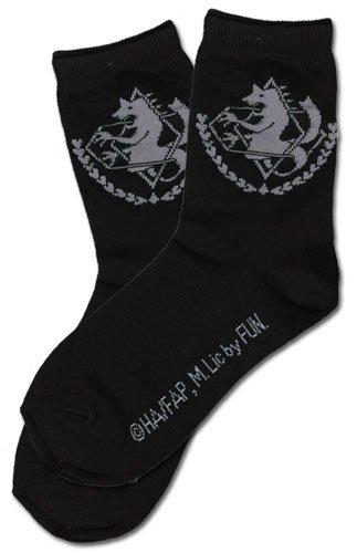 FullMetal Alchemist Brotherhood Socks New Amerstris Military ge71010