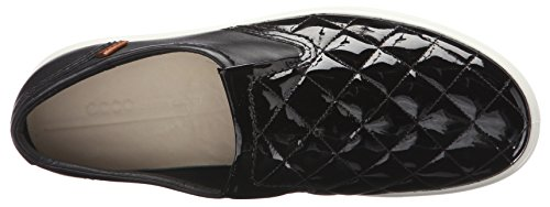 53960 Scarpe 7 Soft Nero da Black ECCO Donna Ladies Ginnastica black qA6TWWv1