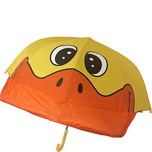 Umbrella Duck - Kenlo Kids' Children's Animal Head Umbrella