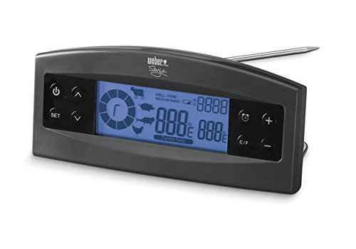 Weber Digital Meat Thermometer - 8