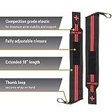 Harbinger Red Line 18-Inch Weightlifting Wrist