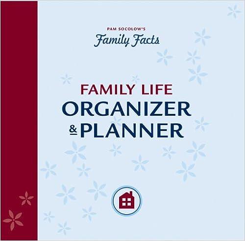 Family Facts Family Life Organizer & Planner (3-year Calendar 2008-2010)   B0091XF8OK