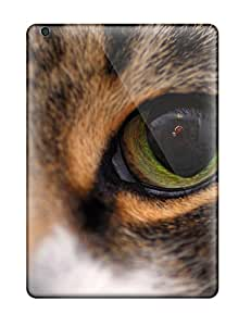 New Cat Eye Tpu Skin Case Compatible With Ipad Air