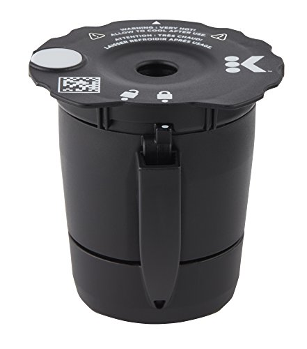 Keurig My K-Cup Universal Reusable Ground Coffee Filter, Compatible with All Keurig K-Cup Pod Coffee Makers (2.0 and 1.0) by Keurig