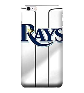 iPhone 6 Plus Case, MLB - Tampa Bay Rays Home Jersey - iPhone 6 Plus Case - High Quality PC Case