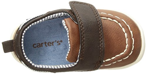 Pictures of Carter's Every Step Jaden Baby Boy' Brown 4 M US Toddler 2