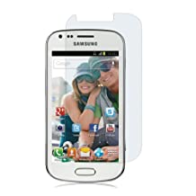 Galaxy Ace II (GT-S7560M), CitiGeeks® Screen Protector for Samsung Galaxy Ace II (GT-S7560M) Premium Quality [Anti-Glare] Maximum Clarity [3-Pack] with Lifetime Warranty. Retail Package.