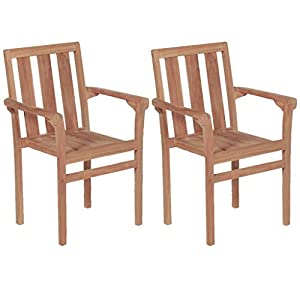 41orNka-G9L._SS300_ Teak Dining Chairs & Outdoor Teak Chairs