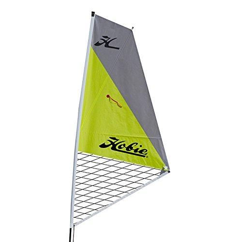 Hobie Kayak Sail Kit - Chartreuse & Silver - 84513002