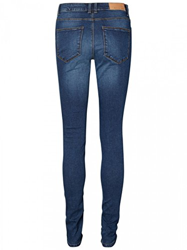 Jeans Media Noisy Blu May Donna Denim Attillata afq5q1w