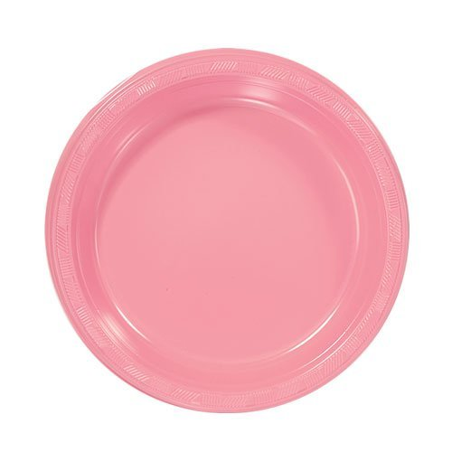 Hanna K. Signature Collection Plastic Plate, 50 Plates, 7-Inch,