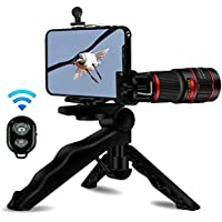 Cell Phone Camera Lens, AIKEGlobal 20X Zoom Telephoto...