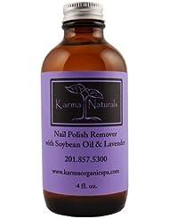 Organic Lavender Nail Polish Remover 4 fl. oz