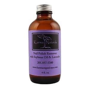 Amazon.com : Organic Lavender Nail Polish Remover 4 fl. oz