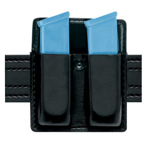 Safariland Double Mag Pouch Open Top STX Black For Glock 20 21 ()